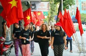 3 triệu lượt khách quốc tế đến Việt Nam 2 tháng đầu năm