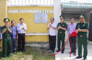 Quảng Nam: Lễ bàn giao công trình 'Nước ngọt vùng biên'