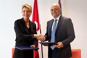 Thụy Sĩ và Anh duy trì hợp tác an ninh sau Brexit