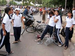4 nhóm giải pháp ưu tiên phòng chống bạo lực học đường