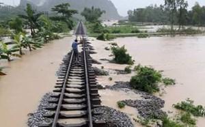 4.000 hành khách bị ảnh hưởng vì nhiều chuyến tàu chậm do bão số 2