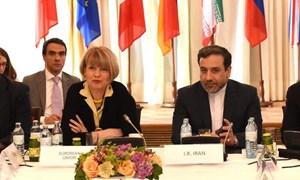 Iran, EU họp bàn về Thỏa thuận hạt nhân