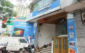 Nhiều siêu thị điện máy tại Hà Nội dừng bán sản phẩm Asanzo