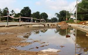 5 lần gia hạn tiến độ, quốc lộ 1A vẫn ngổn ngang