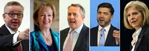 5 ứng cử viên Thủ tướng Anh