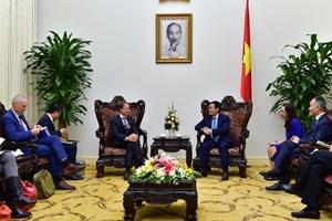 50 chuyên gia của EU hỗ trợ kỹ thuật liên quan đến EVFTA cho Việt Nam