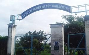 50 học viên cai nghiện ma túy đạp cổng rào trốn trại