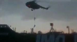 [VIDEO] Iran vây bắt tàu dầu Anh 'như phim hành động'