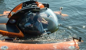 [VIDEO] Tổng thống Putin lặn xuống đáy biển xem xác tàu ngầm Thế chiến 2
