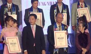 584 Nha Trang đạt danh hiệu Hàng Việt Nam CLC năm 2016