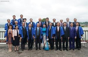 Thủ tướng: Việt – Nhật 'tình thân sâu sắc thắm màu, không phai'
