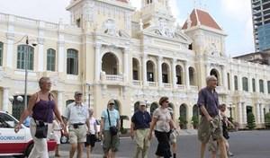 6 tháng đầu năm TP HCM đón 2,8 triệu lượt khách du lịch quốc tế