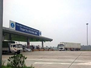 6 tháng, từ chối 23.000 phương tiện quá tải trọng trên một số tuyến cao tốc