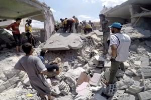 Syria: Chiến sự gia tăng