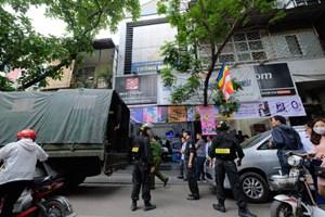 Chủ tịch Hà Nội chỉ đạo các đơn vị cung cấp thông tin về Công ty Nhật Cường cho cơ quan điều tra