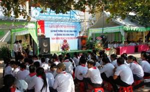 Thái Bình: Sáp nhập 337 trường mầm non, tiểu học và THCS