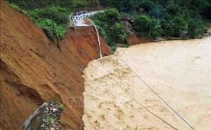 Lai Châu: 5 bản đang bị cô lập vì mưa lũ, tìm thấy thi thể nạn nhân thứ 2