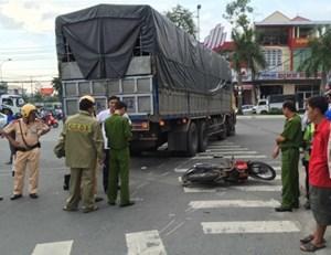 79 người chết do TNGT trong 3 ngày nghỉ Tết Dương lịch