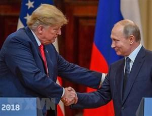 Tổng thống Nga Putin khẳng định vai trò của đối thoại với Mỹ