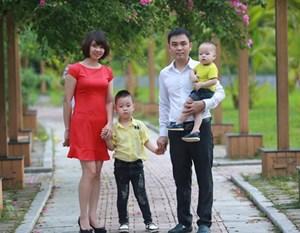 8 năm kiếm con 'chan mồ hôi, nước mắt' của đôi vợ chồng Hà Nội