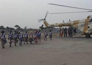 82 nữ sinh Chibok được trả tự do sau 3 năm bị bắt làm con tin