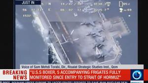 [VIDEO] Iran tung video tố Mỹ 'nói dối trắng trợn' vụ bắn rơi máy bay không người lái