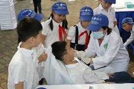 83,7% trẻ em Việt Nam bị sâu răng sữa