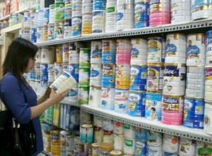 848 mặt hàng sữa được công bố bình ổn giá