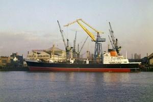 Cướp biển tấn công một tàu vận tải Hàn Quốc gần Eo biển Singapore