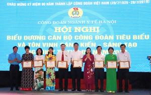 Hà Nội: Tôn vinh sáng kiến - sáng tạo tiêu biểu của ngành y tế Thủ đô