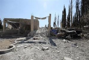SOHR: 20 người thiệt mạng trong các vụ không kích ở Tây Bắc Syria