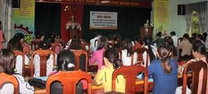 Quảng Nam: Sơ kết giữa nhiệm kỳ thực hiện Nghị quyết Đại hội đại biểu Phụ nữ lần thứ XIII