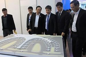 9 phương án kiến trúc nhà ga sân bay Long Thành