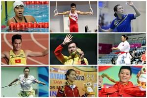 9 vận động viên được bổ sung vào danh sách đầu tư trọng điểm
