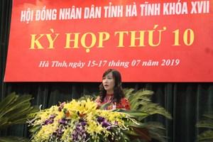MTTQ Hà Tĩnh tiếp nhận hơn 700 kiến nghị của cử tri gửi đến HĐND