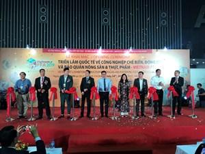 Khai mạc Triển lãm Vietnam PFA 2019