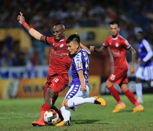 V-League 2019: Chung kết sớm