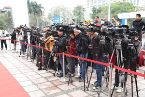 Nhà báo Hồ Quang Lợi: Đạo đức nghề báo là vấn đề cốt lõi