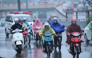Cảnh báo mưa đá, dông, lốc tại các tỉnh Bắc Bộ