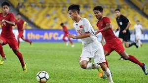 AFC khen ngợi sao trẻ Khuất Văn Khang của U16 Việt Nam