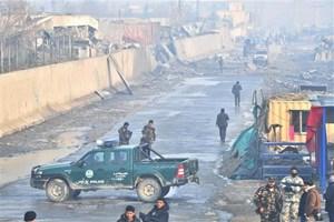 Afghanistan: Đánh bom xe tại thủ đô Kabul
