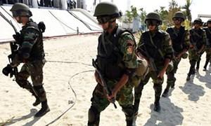 Ai Cập mở đợt tấn công khủng bố quy mô lớn ở Sinai