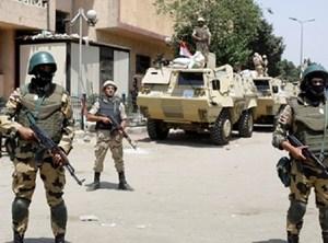 Ai Cập: Trạm kiểm soát bị tấn công, 5 nhân viên an ninh thiệt mạng