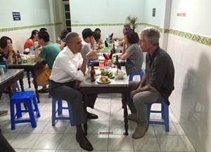 Ẩm thực Việt Nam khuấy  động  truyền thông quốc tế