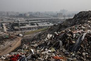 Ấn Độ chật vật xử lý khủng hoảng rác thải