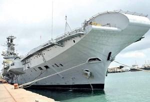 Ấn Độ chính thức chấm dứt hoạt động của tàu sân bay INS Viraat