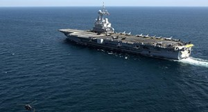 Ấn Độ và Pháp tổ chức tập trận hải quân chung quy mô lớn