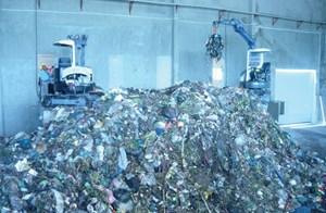 Ấn Độ xây dựng nhà máy điện từ rác thải