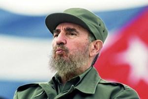 [ẢNH]: Lãnh tụ Fidel Castro huyền thoại