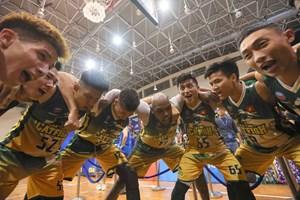 [ẢNH] Tân vương Cantho Catfish vỡ òa trong niềm vui vô địch VBA 2018